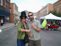 Salida Street Fair Gentlemen of the Road Aug 20,2015 Salida, CO