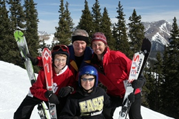 Winter Colorado vacation packages made easy at Ski Town Condos when visiting Monarch.