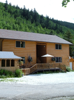 Ski Town Condos Vacation Rentals, quaint retreat nestled in the San Isabel National Forest.