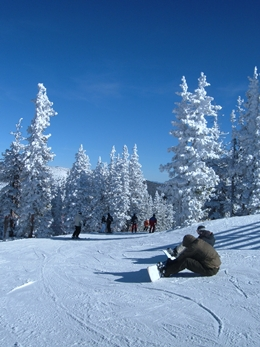 Monarch is a family favorite because of great snow conditions and easy access to the mountain from Ski Town Condos..